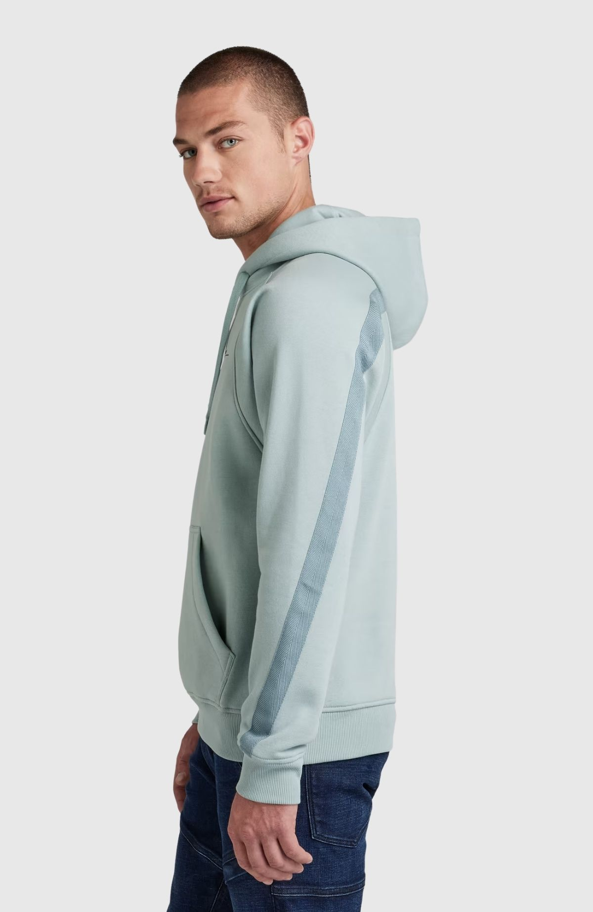 Astra Wrap Hooded Sweater