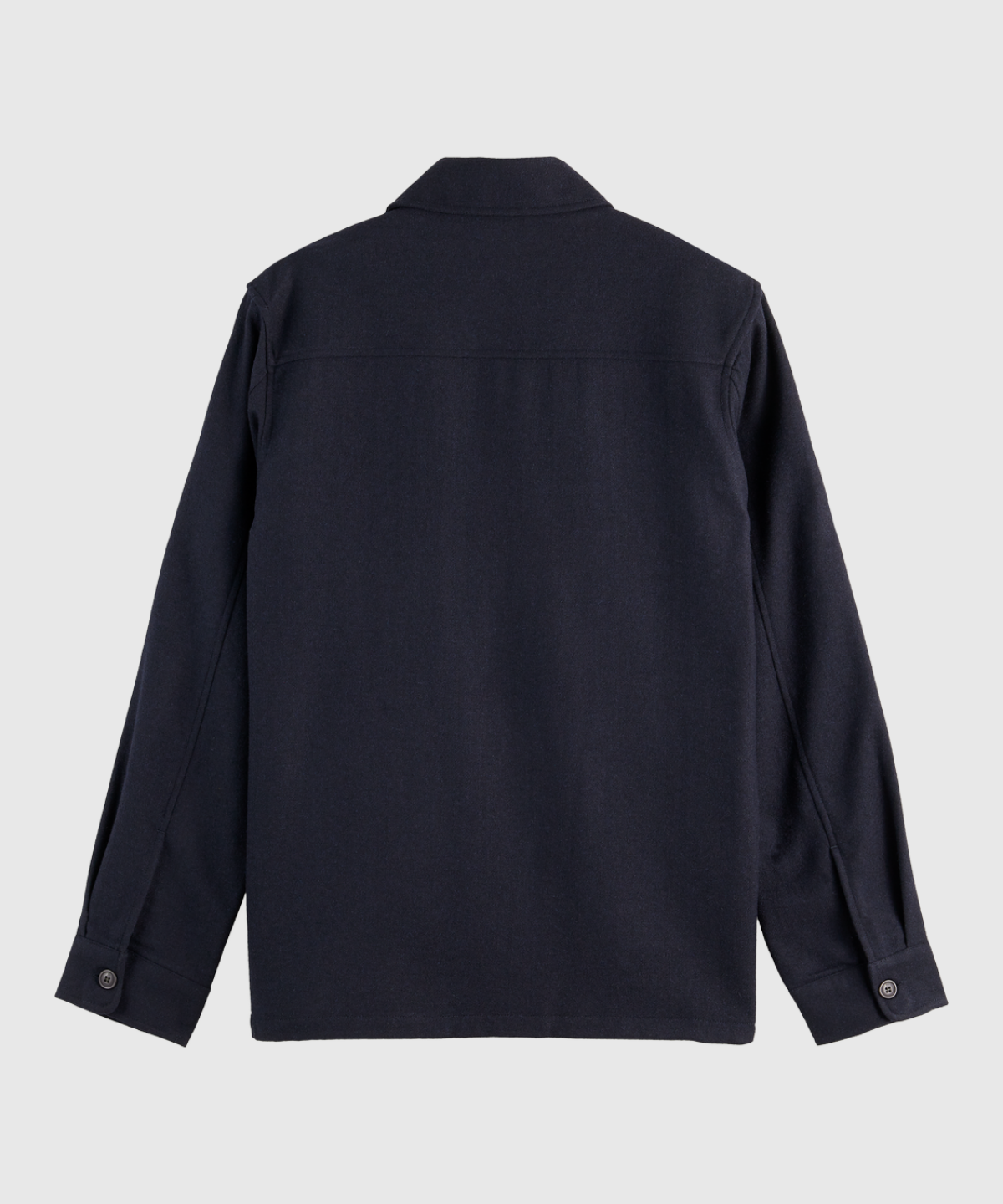 Relaxed Overshirt